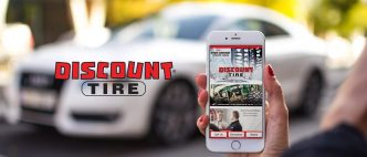 Discount Tire Sales App